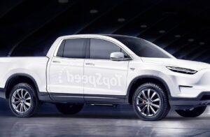 2021 Tesla Pickup Truck Redesign