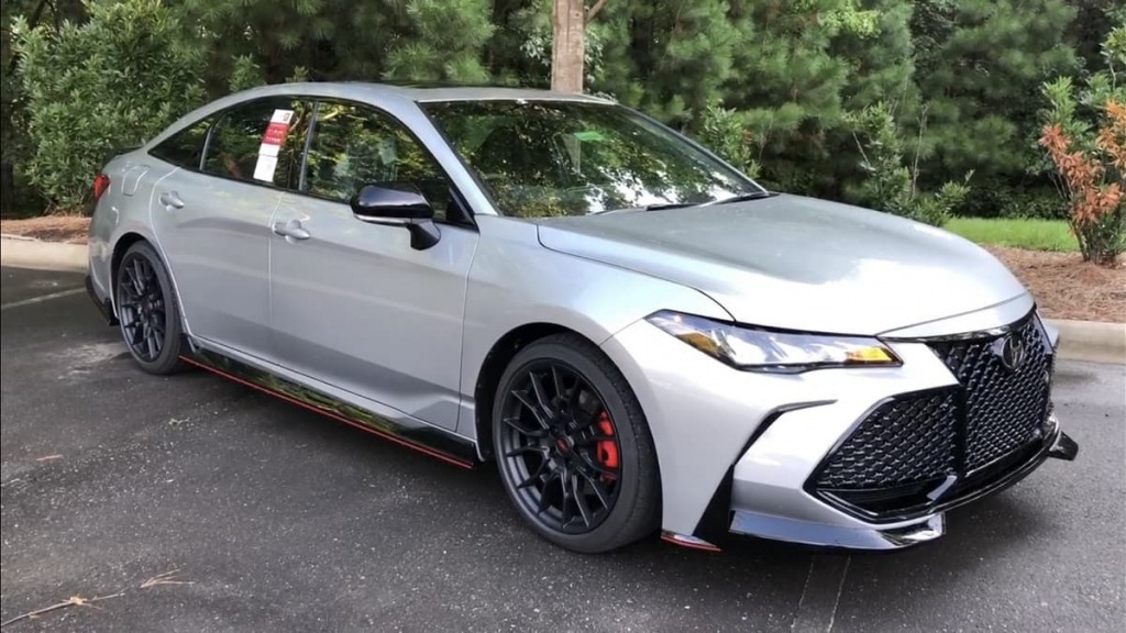 2021 toyota avalon exterior   new cars coming out