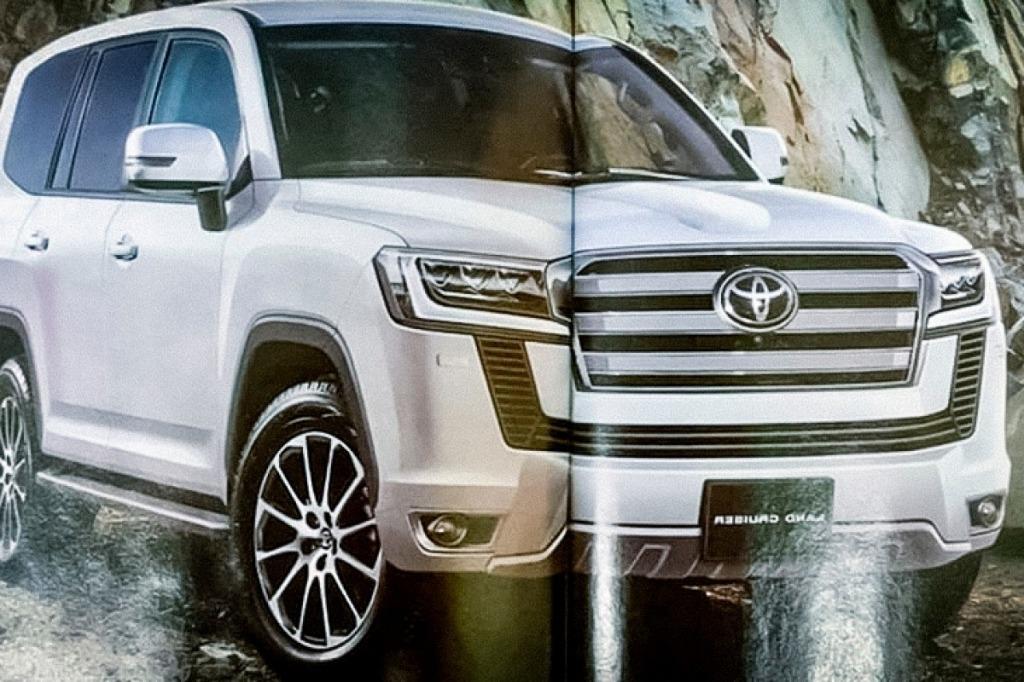 2021 Toyota Land Cruiser 300 Wallpaper