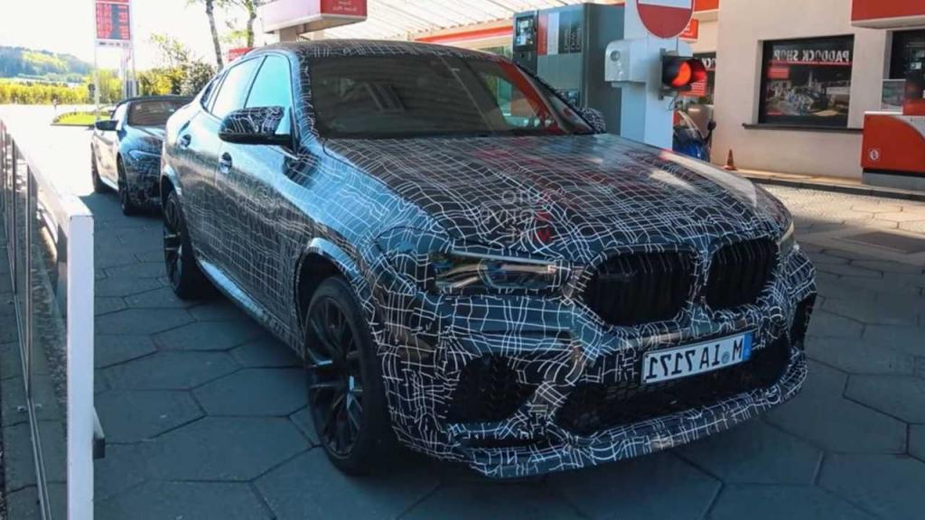 2021 BMW X6 Exterior
