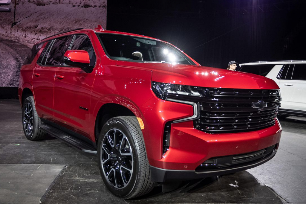 2021 chevy tahoe redesign, release date, specs, and diesel