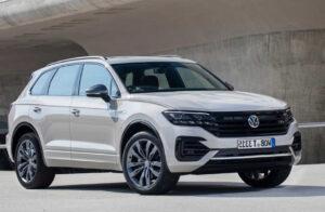 2021 VW Touareg Price