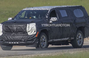 2022 Chevy Suburban Price