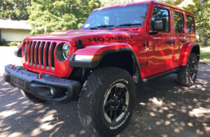 2020 Jeep Wrangler Rubicon Powertrain