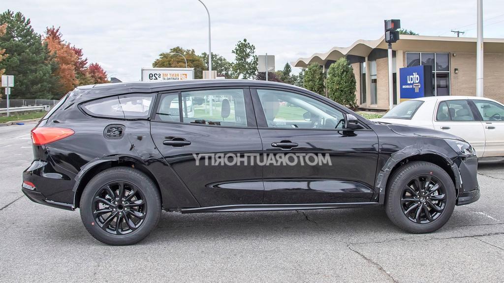 2021 Ford Fusion Powertrain