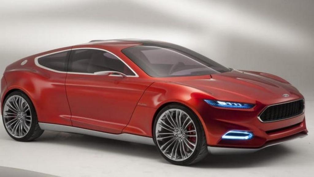 2021 Ford Fusion Spy Shots