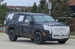 2021 Jeep Wagoneer Images