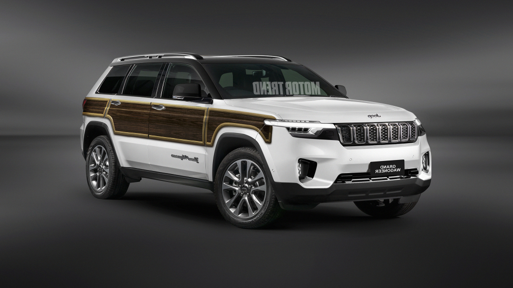2021 jeep wagoneer redesign  new cars coming out