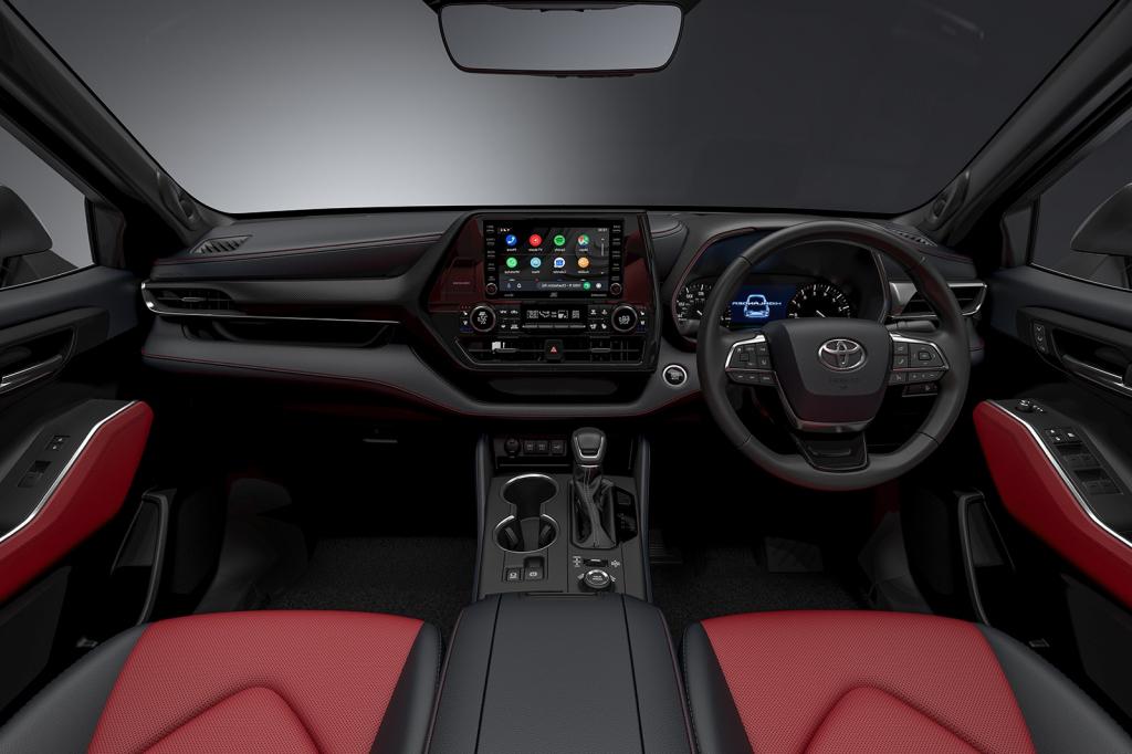 2021 Toyota Highlander XSE Engine