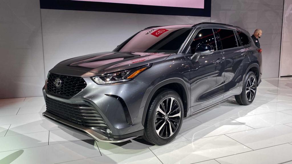 2021 Toyota Highlander XSE Price
