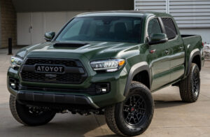 2022 Toyota Tacoma Engine