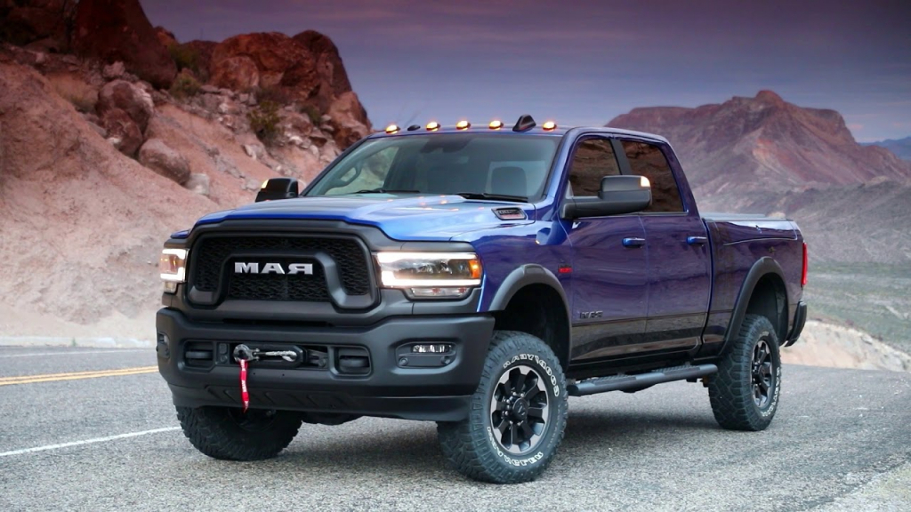 2021 Ram Power Wagon Images
