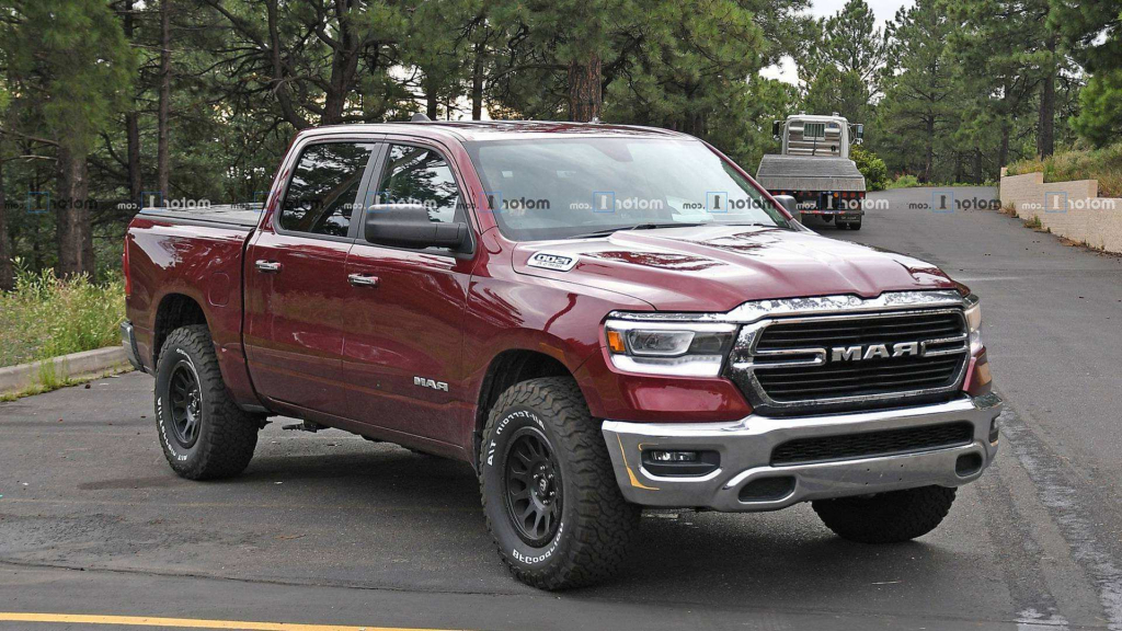 2021 Ram Power Wagon Pictures
