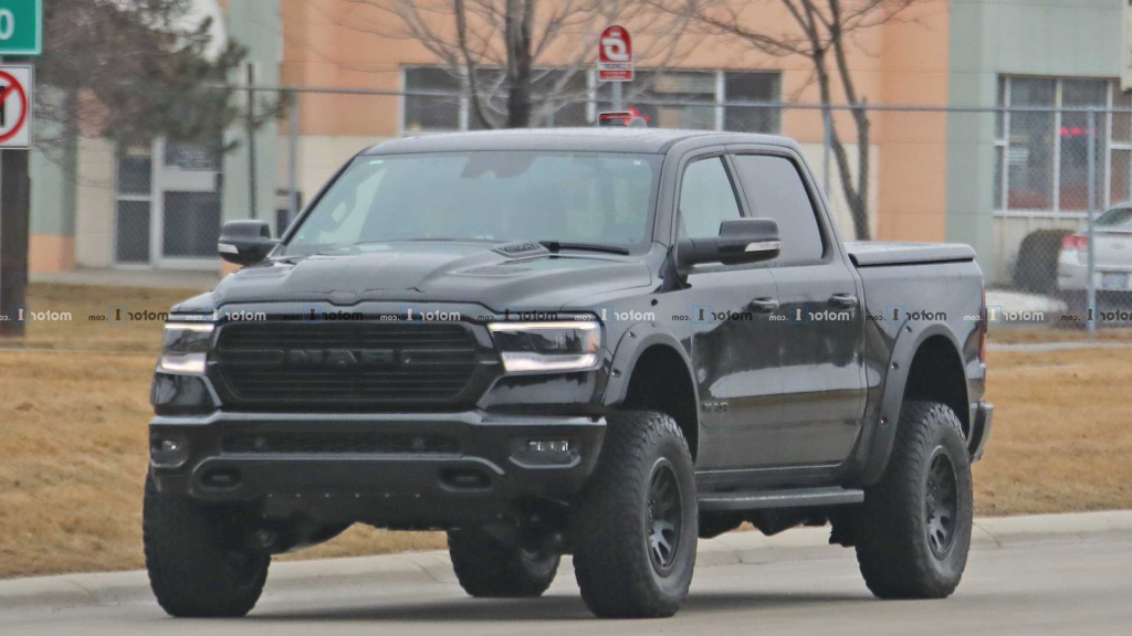 2021 Ram Power Wagon Specs