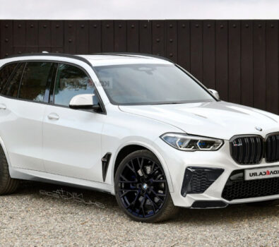2021 BMW X5M Price