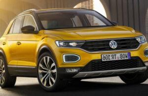 2021 VW TCross Release date