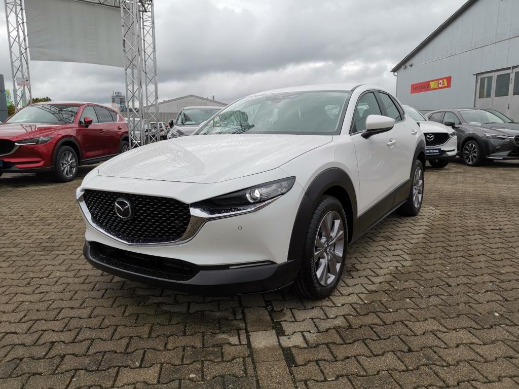 2022 Mazda CX 30 Images