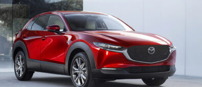 2022 Mazda CX 30 Powertrain