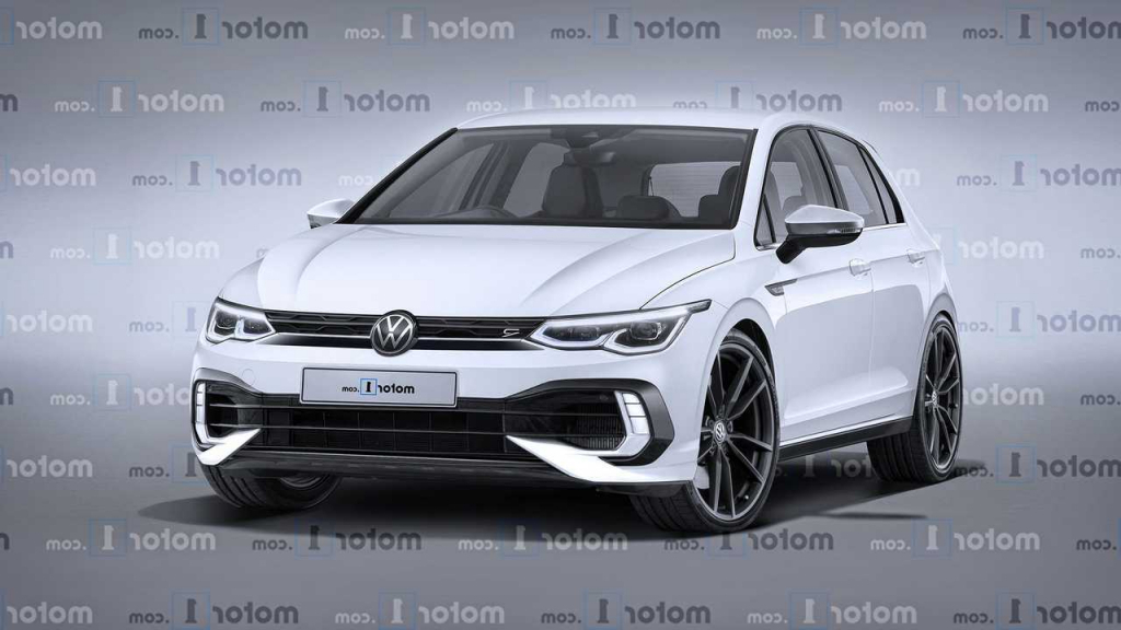 2022 VW Golf R Images